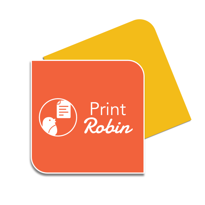 Business cards print robin next day printing delivered square business cards colourmoves